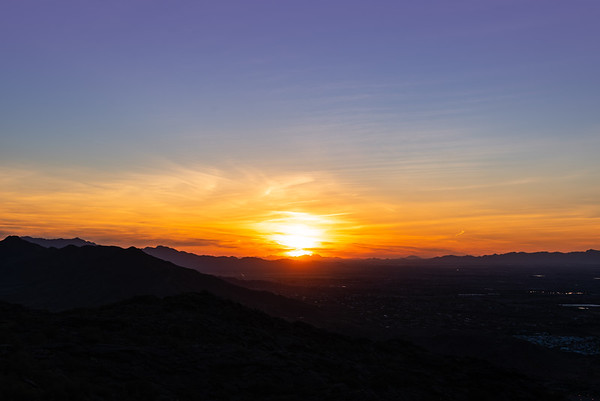 South Mountain Phoenix Arizona