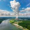 Pair of nuclear reactors in the forests of Tennessee