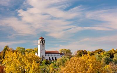 Boise, Idaho and Surrounding Area