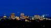 Boise City Skyline at Night