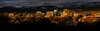 Boise Panoramic at sunset in the winter