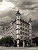 Historic Idanha Hotel in downtown Boise