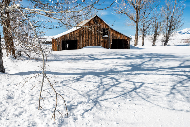 Old Country Barn in Fairfield