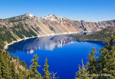 Crater Lake National Park - July 2010