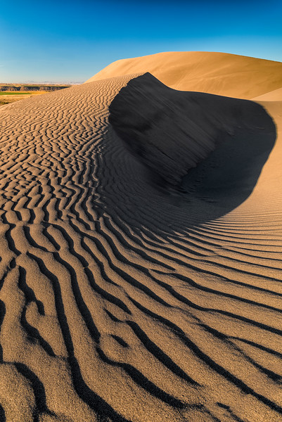 Bruneau Sand Dunes Sunset