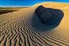 Sand Patterns at Bruneau, Idaho