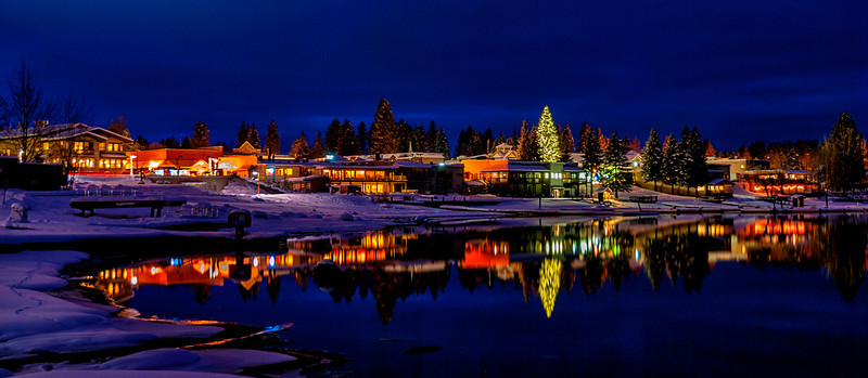 Christmas in McCall