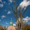 Small country Church in Lapwai Idaho