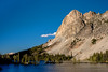 Sunset on Alice Lake with El Capitan
