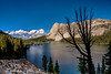 Alice Lake and El Capitan evening