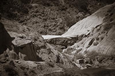 The Sandstone Bridge