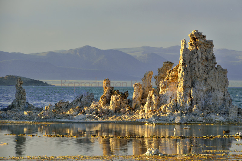 Tufa Light Mono Lake, CA. Spring 2014