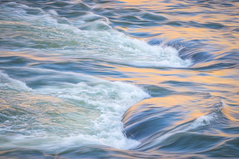 Rushing Dream Waters