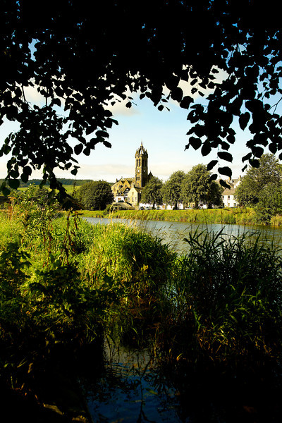Parish Church - Tweed Green - Peebles