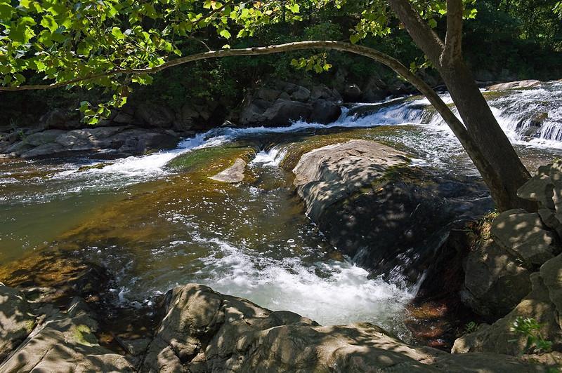 McKeldin Rapids
