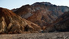 Cathedral Rocks - Furnace Creek, Death Valley CA