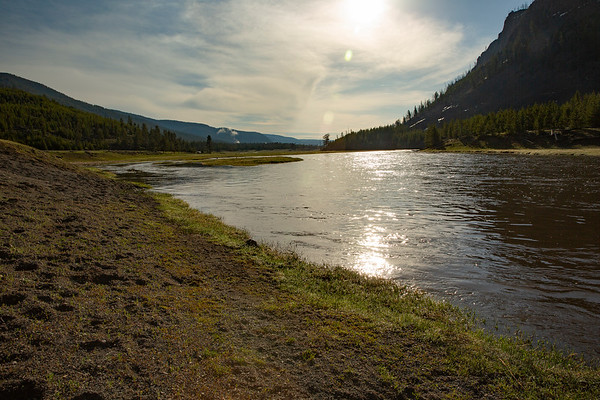 Western Entrance to Yellowstone