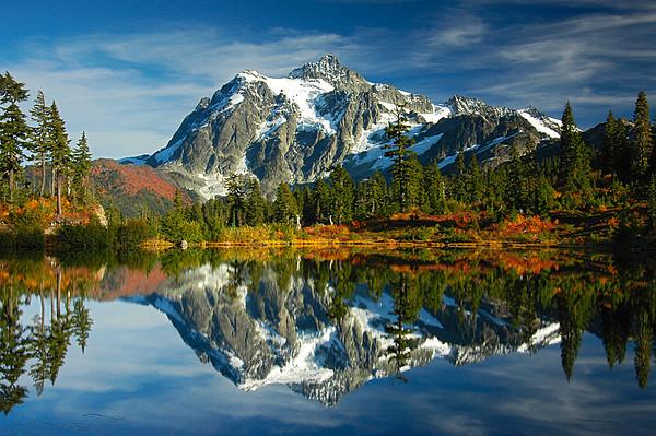 #188 Mt. Shuksan Autumn, WA