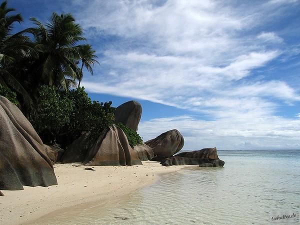 Anse Union, La Digue, Seychelles