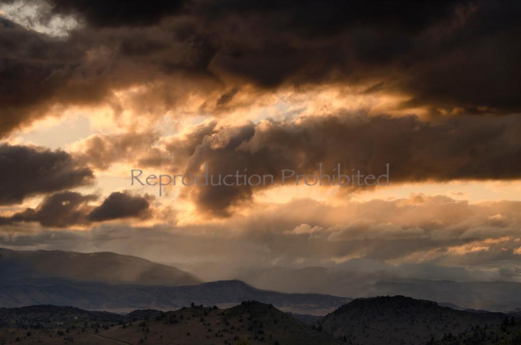 Ethereal Near Mt. Shasta Northern California June 2012