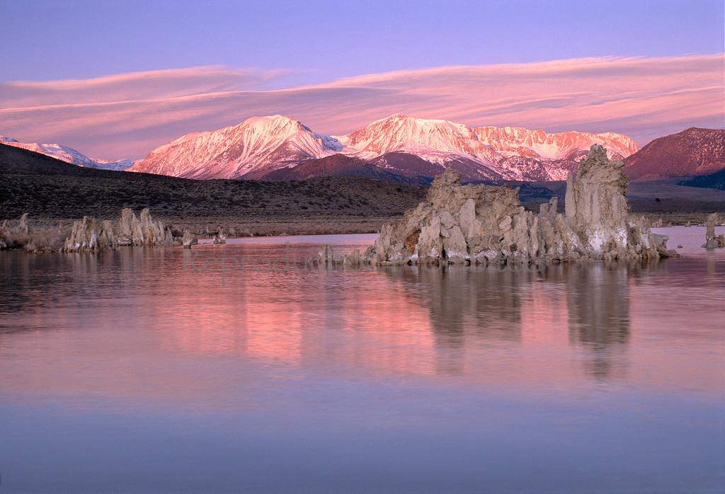 Into Day Mono Lake, CA
