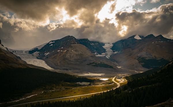 Ice Fields Parkway, Jasper CA