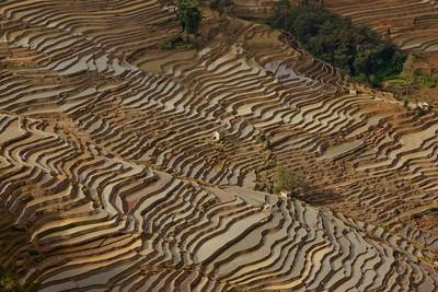 Bada, Yuanyang, Yunnan