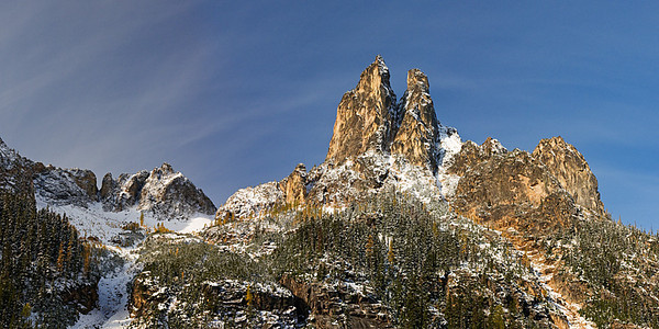#271 Early Winters Spires, North Cascades, WA