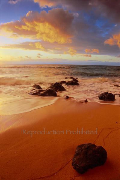 Red Dawn Kauai, HI