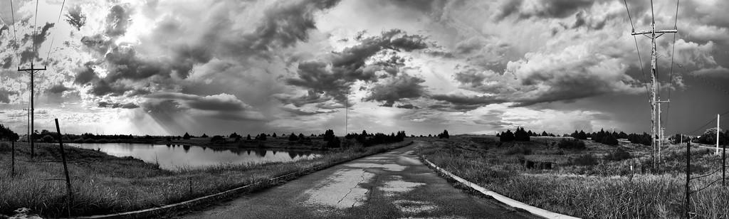 Oklahoma Summer Storm
