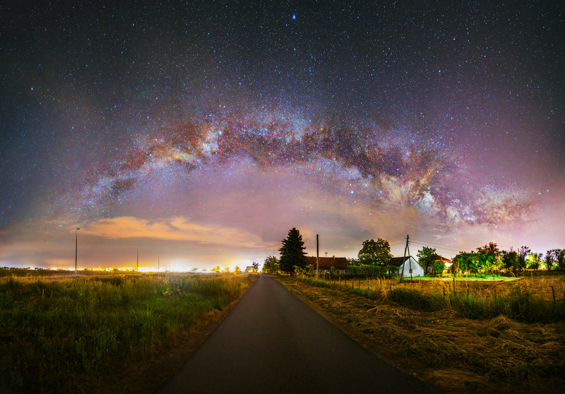 The Path of Universe