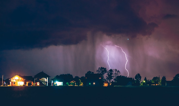 The Flashes of Lightning