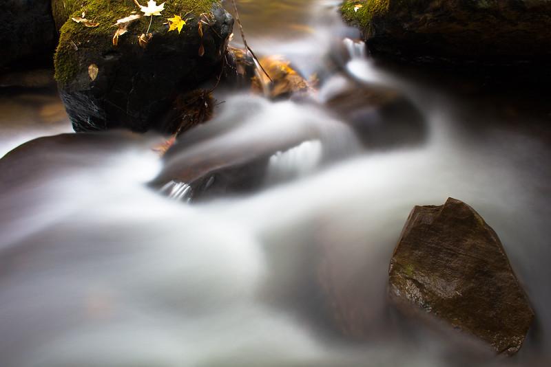 Long Exposure Waterflow
