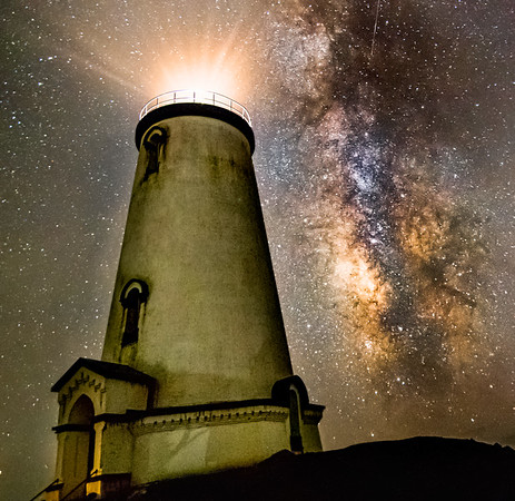 Piedras Blancas Light Station. San Simeon, Ca.