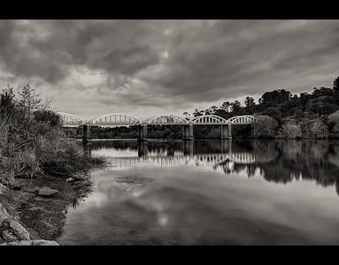 Tuakau Bridge - The Halfway Point.