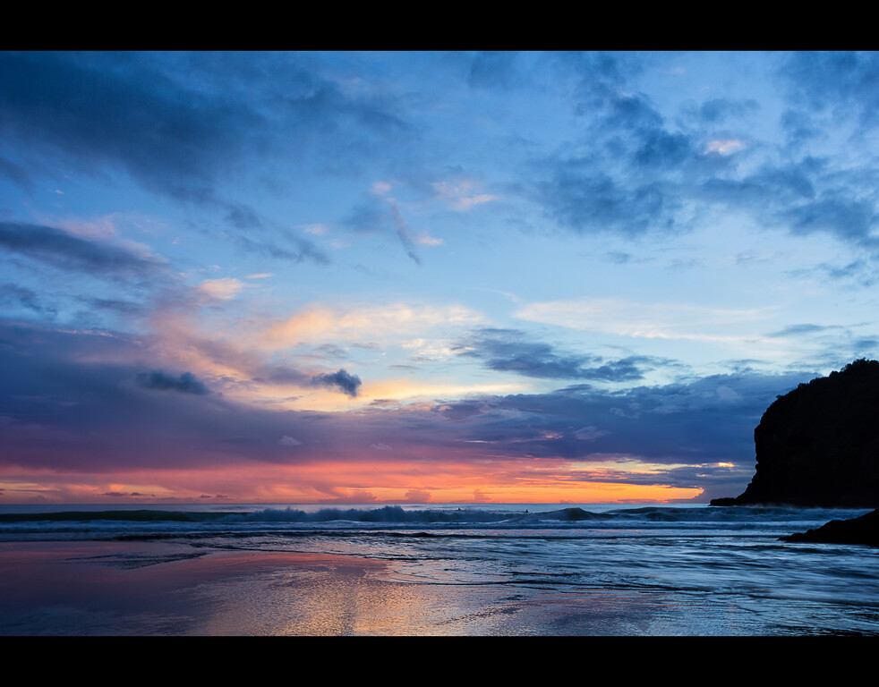 Bethells beach - Swept Away