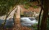 """Moccasin Creek Footbridge"""