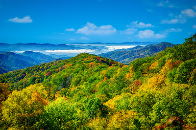 """""""View from Clingmans Dome"""""""