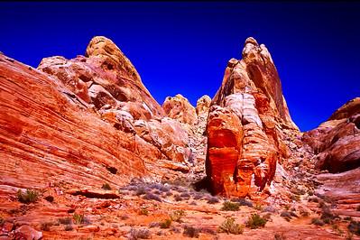 """""""Fiery Rocks"""""""