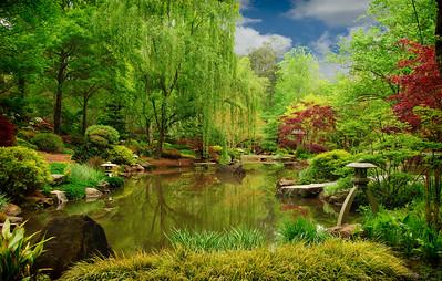 """Japanese Garden #2"""