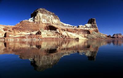 """Lake Powell Reflection"""