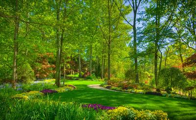 """A Walk in the Garden"""