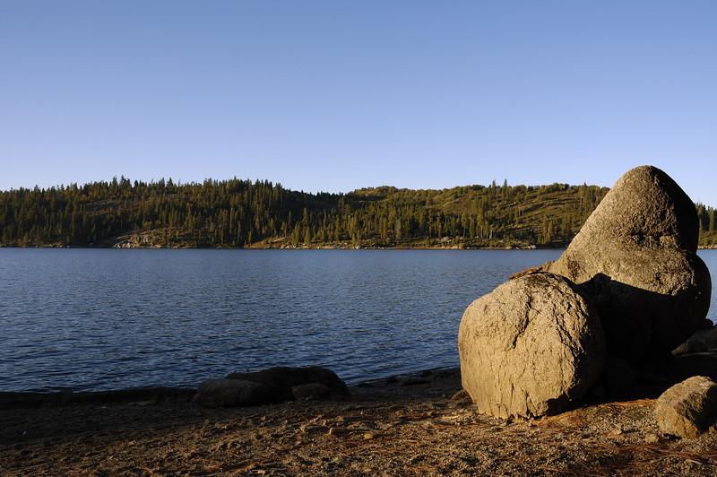 Ice House Reservoir - El Dorado National Forest