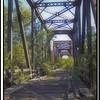 Old bridge, Winters, Ca.