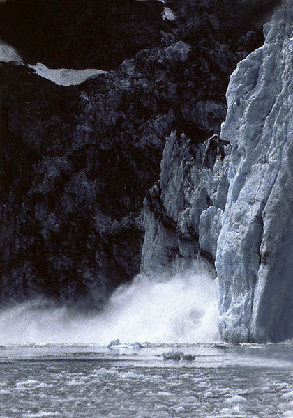 Glaciar, 1999<br /> Film Photography