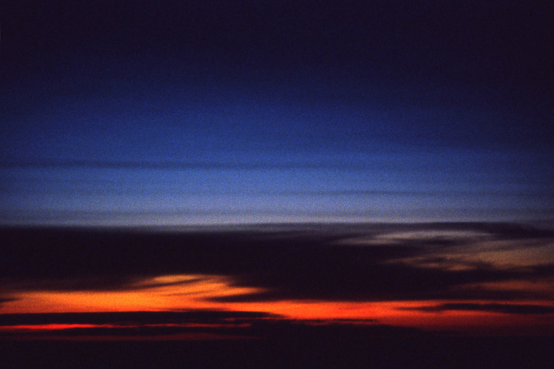 Alaskan Night, 2000<br /> Film Photography