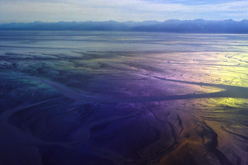 Rainbow Sea, 2000<br /> Film Photography