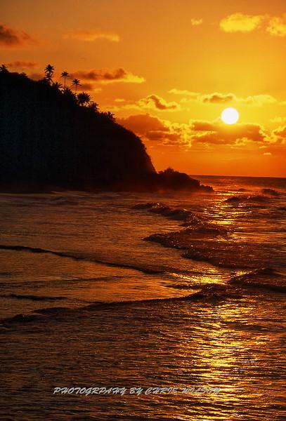 PR Sunset hdr 1