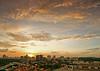 Ghim Moh sunset