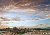 Ghim Moh sunset = cool filter
